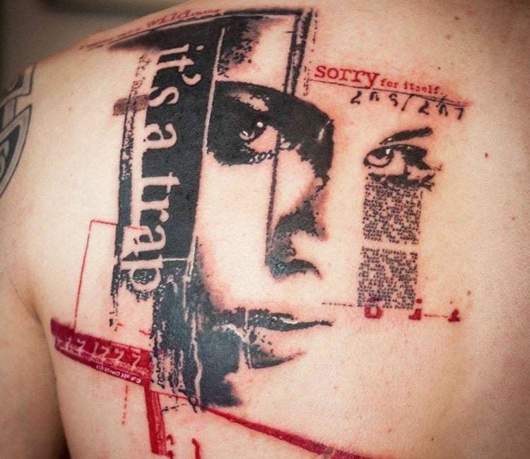 Find Tattoo Artist: Paul Talbot, Worcestershire United Kingdom