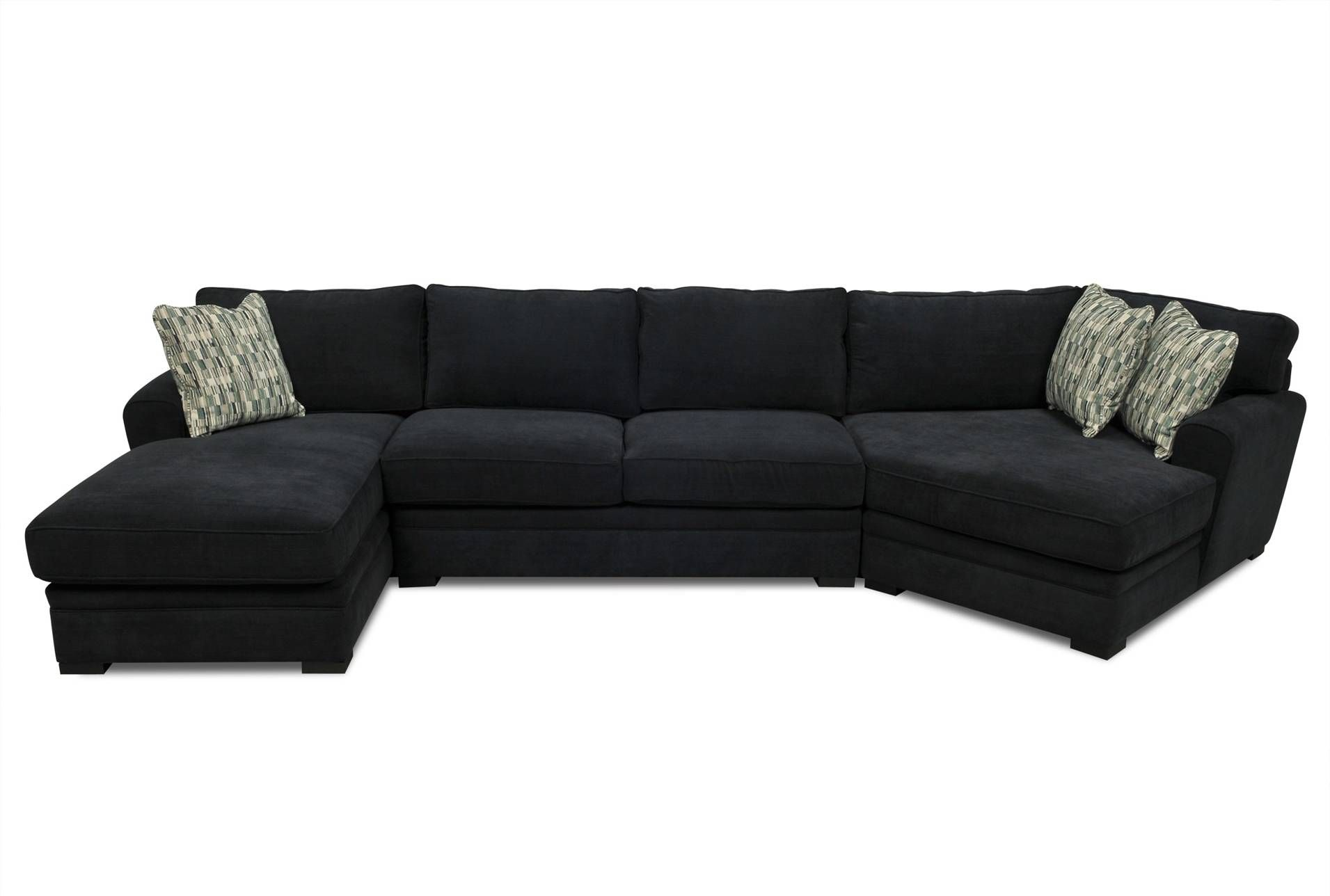 Aaron 3 Piece Sectional For The Home Living Room