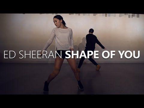 Shape of you - Ed Sheeran / Choreography. Jane Kim - YouTube