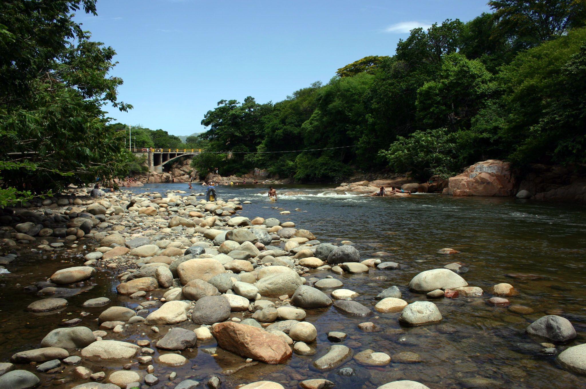 RIO GUATAPURI (VALLEDUPAR)