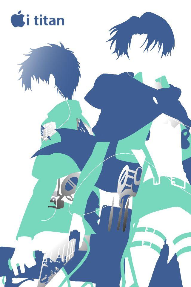 Attack On Titan Iphone Wallpaper Attack On Titan Titans Anime
