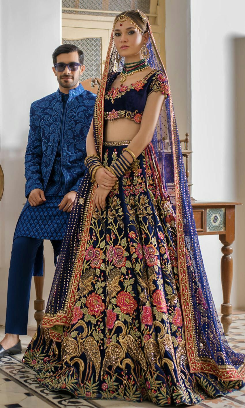 how to wear a lehenga choli
