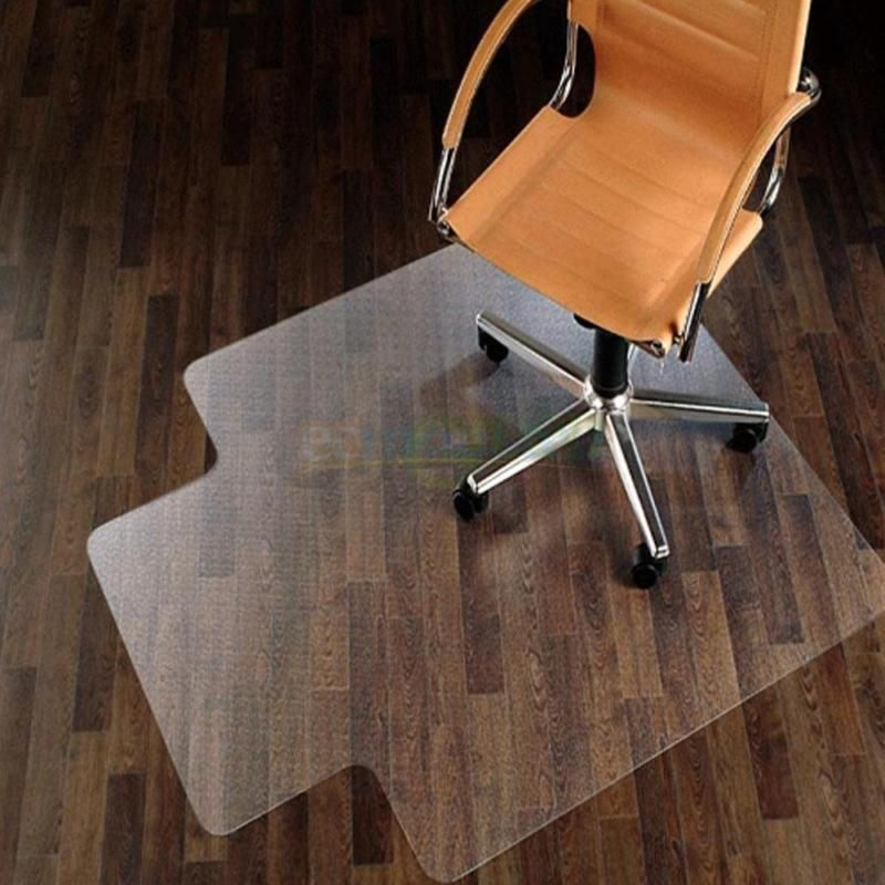 New 48 X 36 Pvc Home Office Chair Floor Mat For Wood Tile 1 50mm