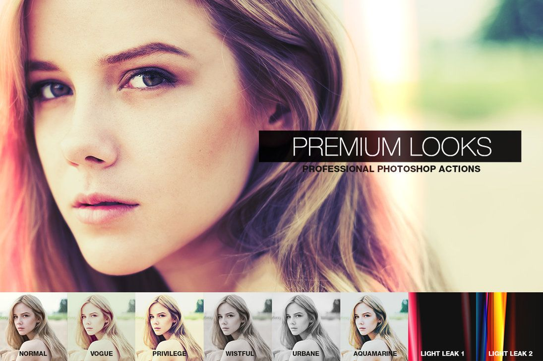 Photographers actions photoshop for free