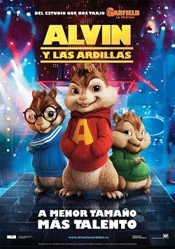 Alvin Y Las Ardillas 1 Online Latino 2007 Peliculas Audio Latino Online Chipmunks Movie Alvin And The Chipmunks Chipmunks