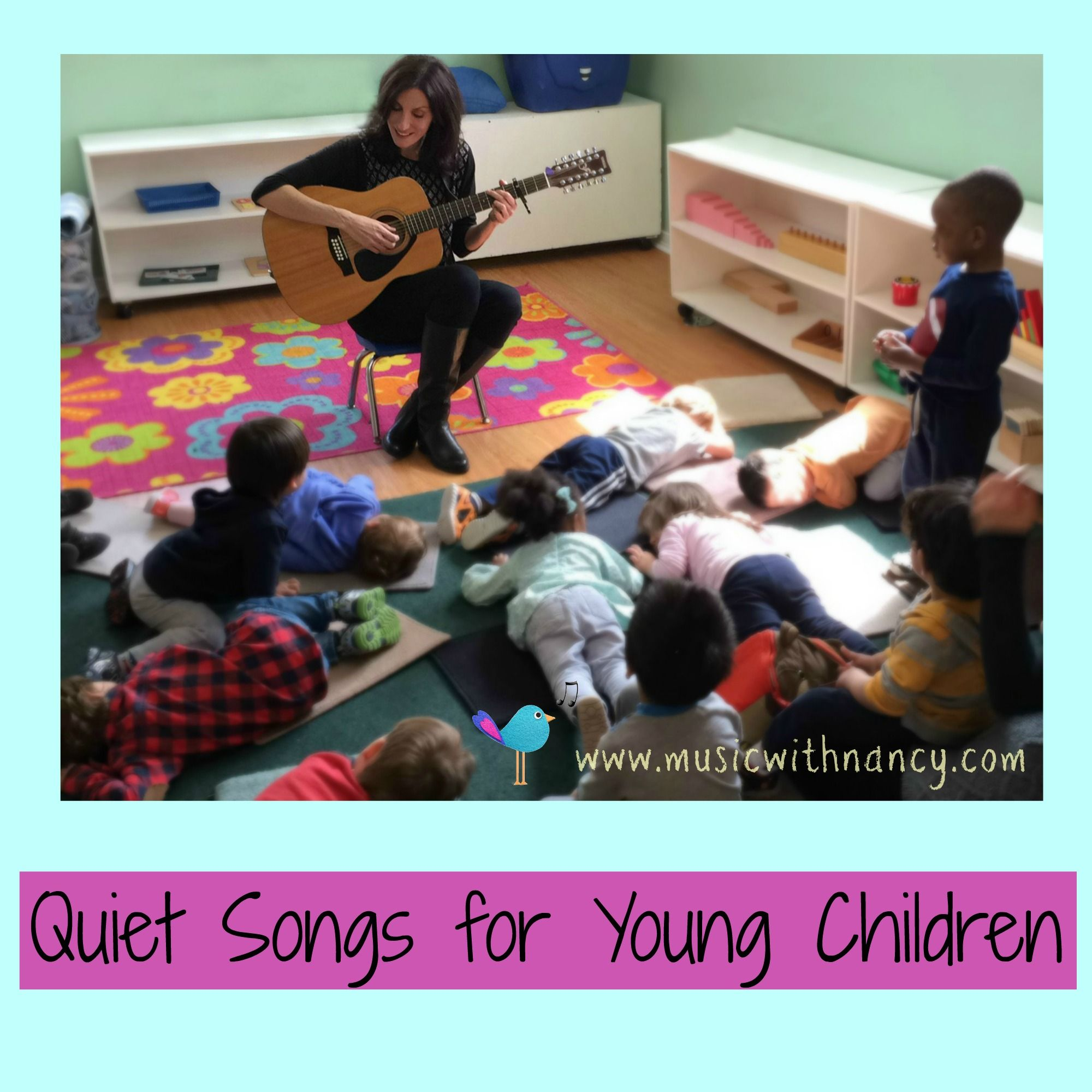 Quiet Songs For Young Children That Help Them Relax Their