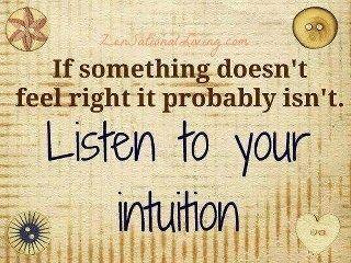 Wat zegt je intuitie? Luister je?