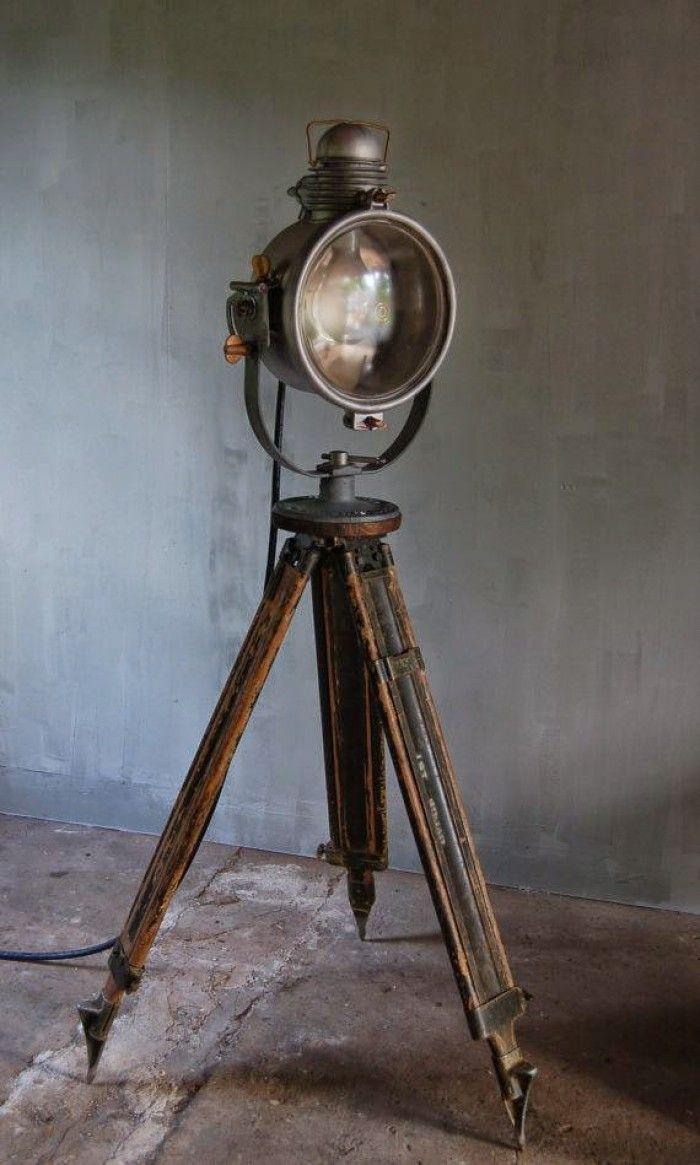 industrieel interieur industrile vloerlampen industrile lampen verlichting industrile woonkamer