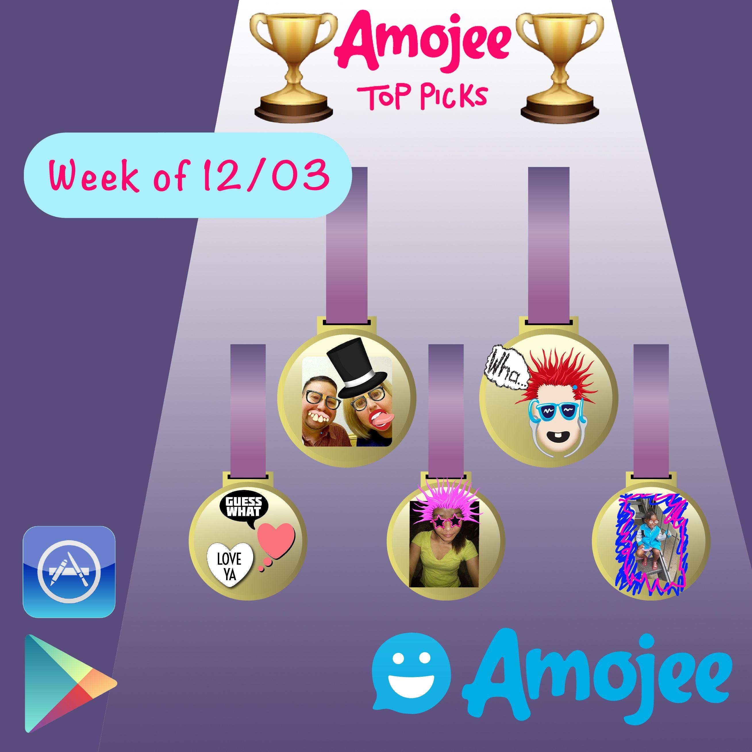 Pin By Amojee App On Top Emoji Picks Of The Week