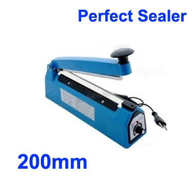 "42.44$  Buy here - http://aliw6k.worldwells.pw/go.php?t=1807441259 - ""HOT 8"""" 20cm Impulse Heat Sealing Plastic Bag Closer Electric Sealer free shipping"""