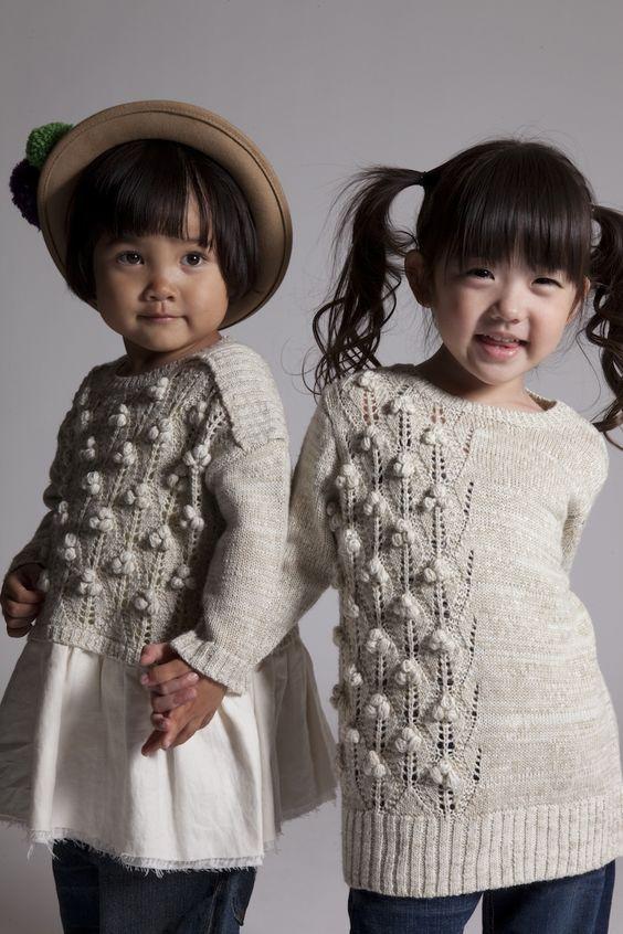 вязание для детей спицами модное вязание детям дети вязание и