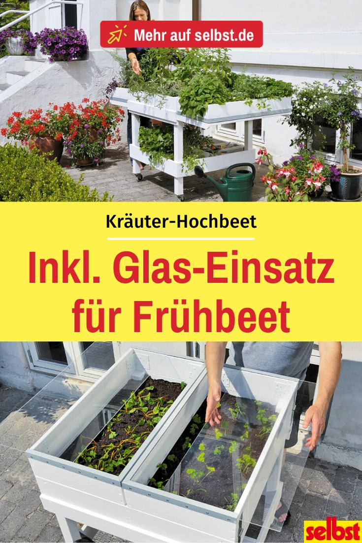 Krauter Hochbeet Bauen Selbst De In 2020 Hochbeet Hochbeet Bauen Garten