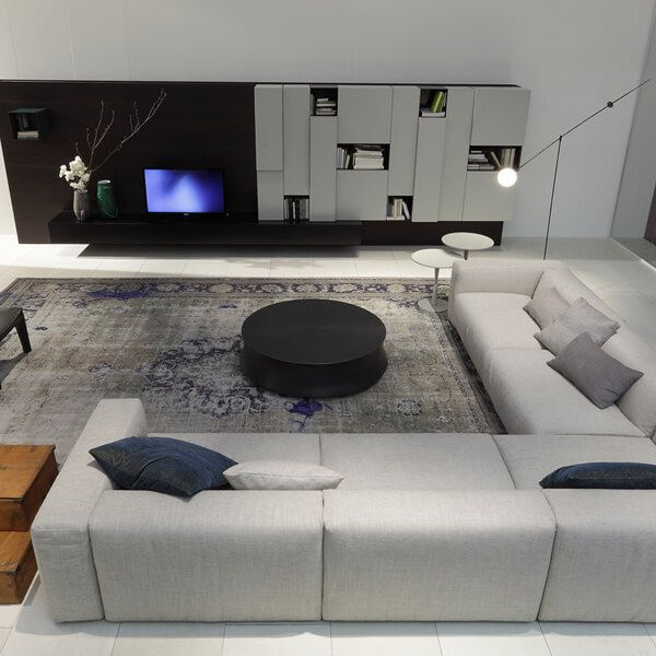 Beau Sectional Sofa   Living Room Decor Ideas