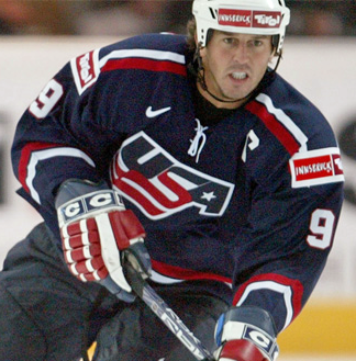 Mike Modano Named To Usa Hockey Hall Of Fame Mike Modano Team Usa Hockey Usa Hockey