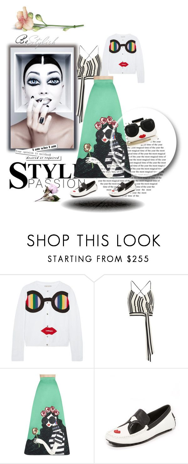"""Stace face"" by dragonfly-lt ❤ liked on Polyvore featuring Alice + Olivia"