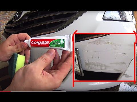 Best Way To Remove Scuff Marks From Car Youtube