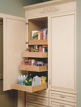 Food Storage Cabinets - Harmony Storage Solutions by ...