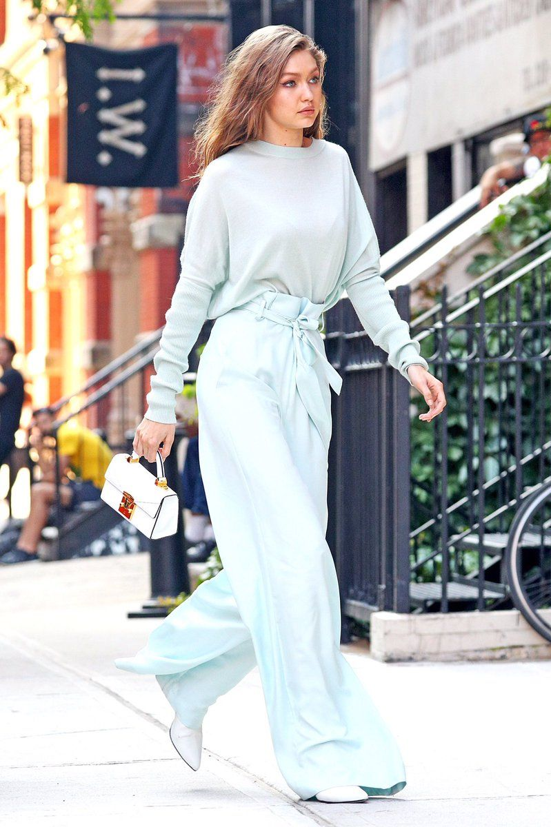 Pin by Trendbook on Gigi Hadid | Color trends fashion ...