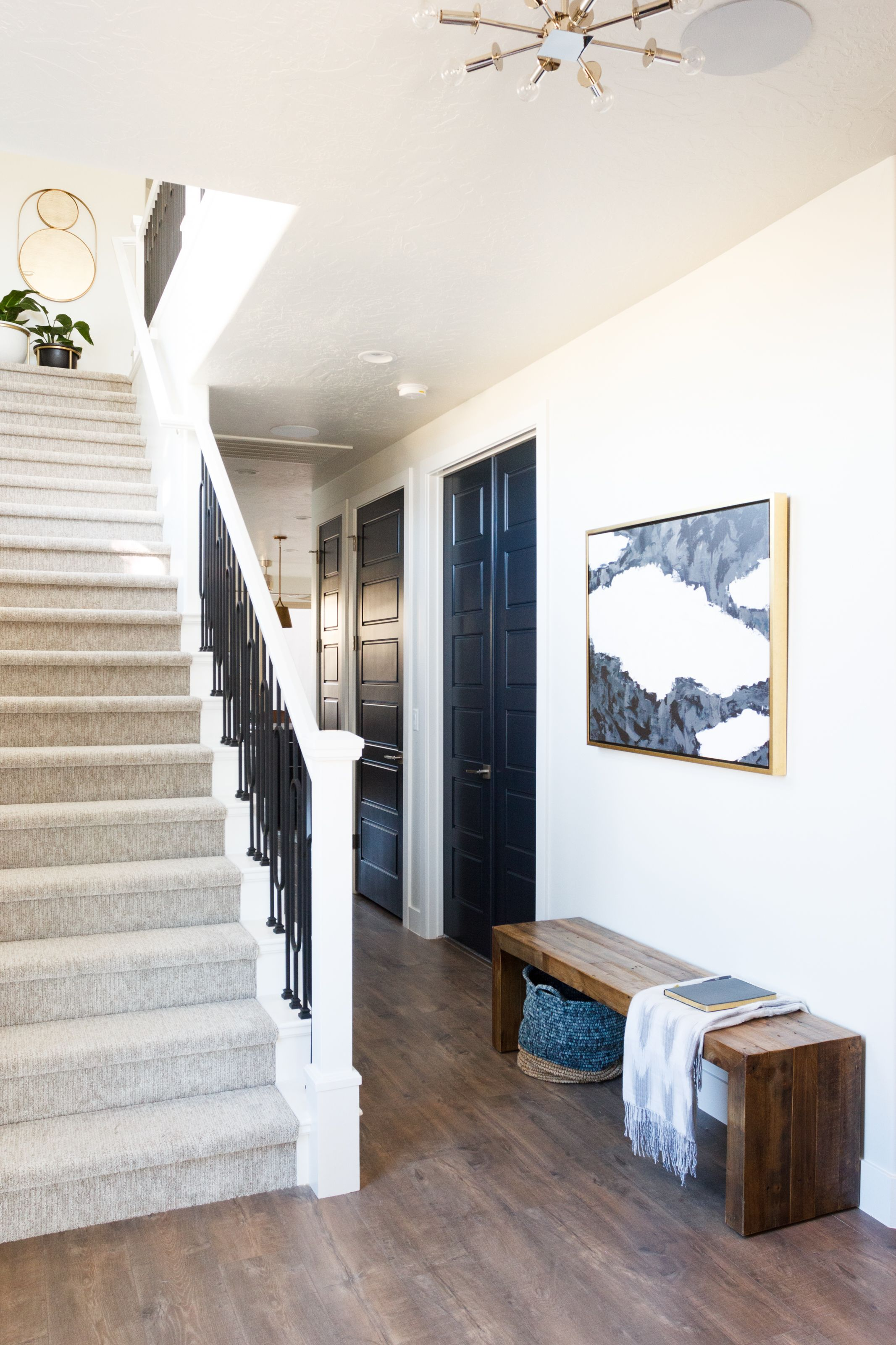 Salt Box Collective Entryway Dream Home Design Mudroom Decor