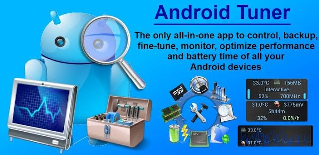 Android Tuner v0.12.4 APK Free Download APK Classic