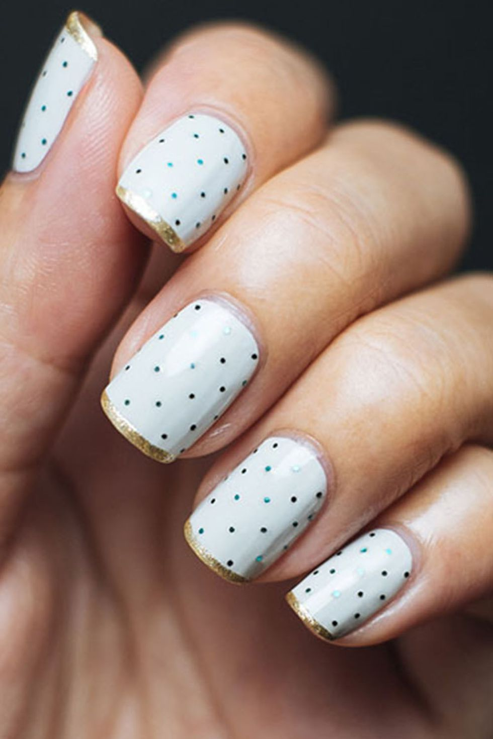 Fresh And Modern French Manicure Ideas For Perfect Women