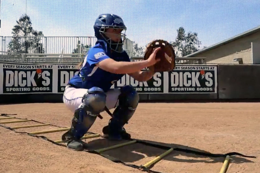 Pin On Baseball Catchers Drills