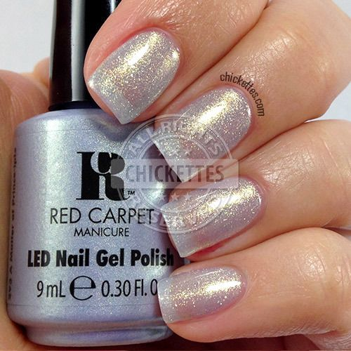 Red Carpet Manicure Cinderella Collection A Matter Of Prince Iple Swatch By Chickettes