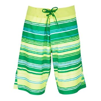 6255d9098d Under Armour® HeatGear® UA Surf Kookalookie Courier Boardshort #VonMaur # UnderArmour #Green #Yellow #Swimwear