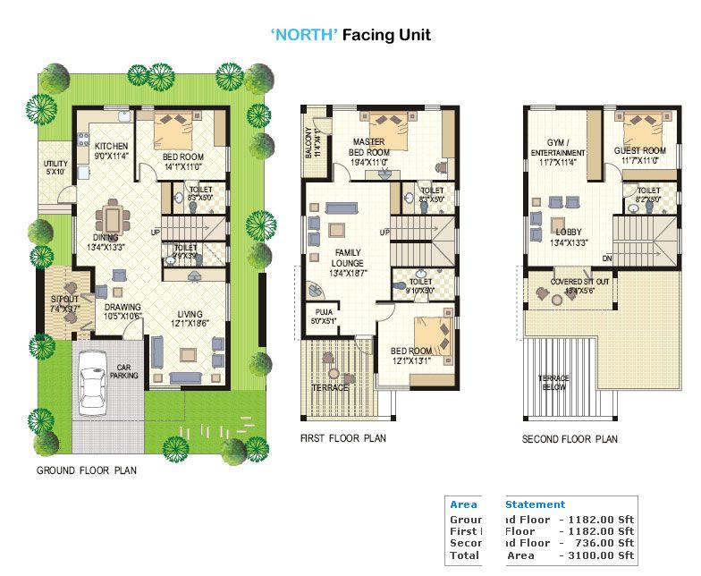 Vertex Homes | Vertex Lake View | Vertex Lake View flats | Floor ...