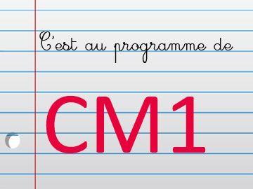 Maths au CM1 avec cours et exercices à imprimer en PDF | Exercice cm1, Cm1, Maths cm1