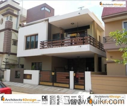 Design build by a4d architects in bangalore building for Architects in bangalore