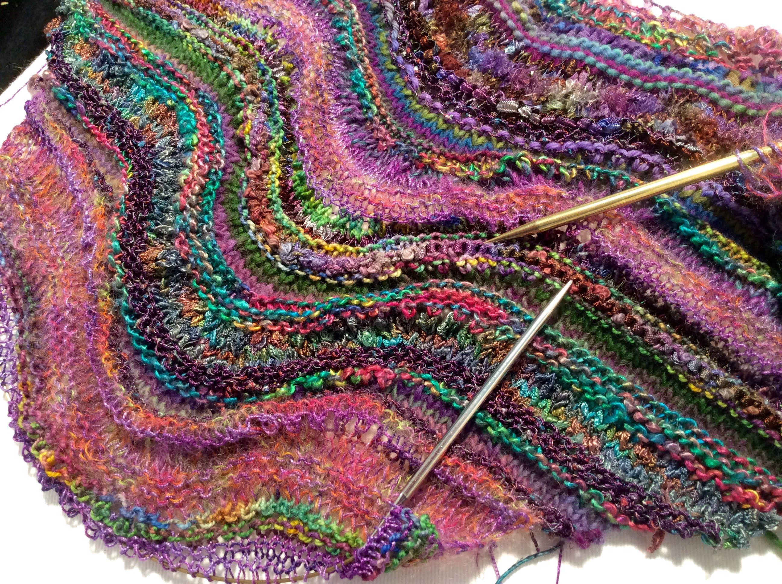 free form knitting  freeform knitting - Google Search | Knitting Fun | Knitting ...