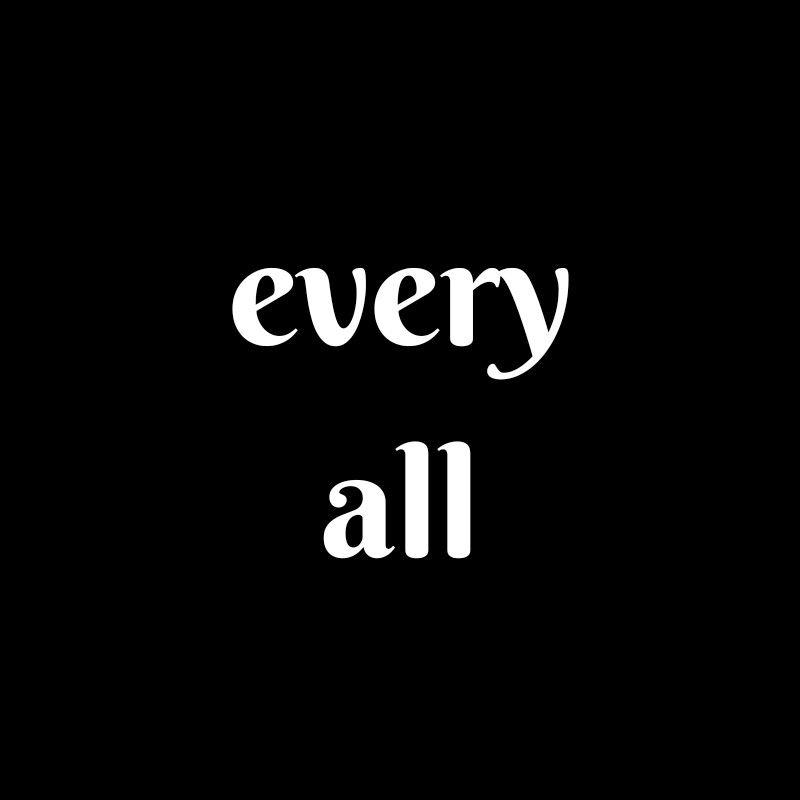 Synonyms Every Adjectives Company Logo English Words Tech Company Logos