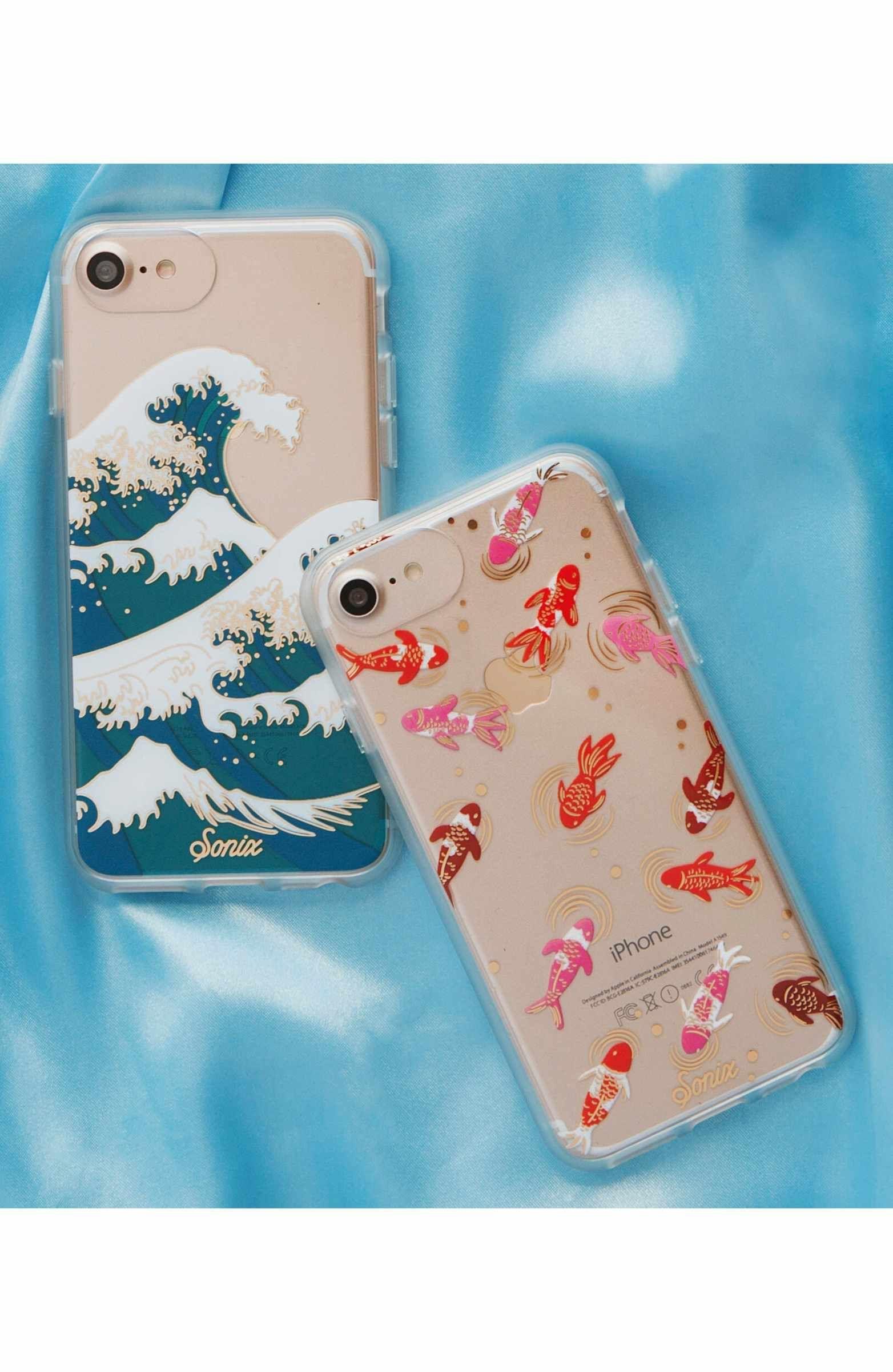 a459b956e75 Main Image - Sonix Tokyo Wave iPhone 6/6s/7/8 & 6/6s/7/8 Plus Case ...