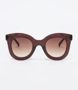 a3f9858ed Óculos de Sol Feminino Quadrado