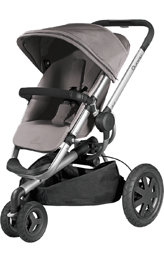 Quinny Buzz Xtra The stylish allterrain stroller
