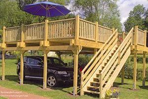 Mdh Schmid Gmbh Co Kg Holzverarbeitung Gartenhauser Carports Outdoor Fire Pit Outdoor Fire Outdoor Structures