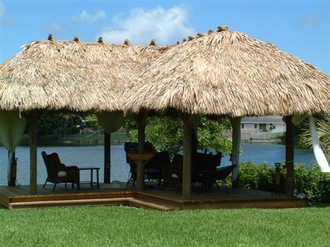 Suncoast Tiki Huts Odessa Fl Backyard Remodel Tiki Hut Outdoor