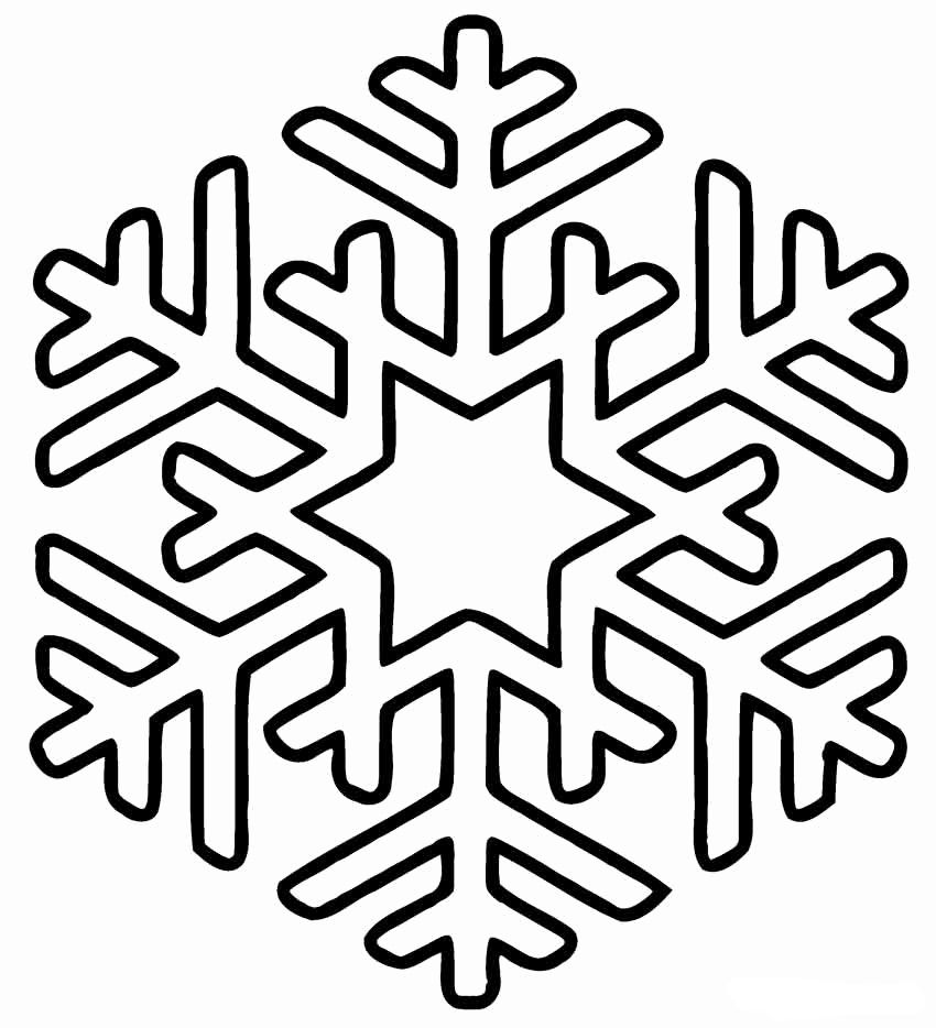 Free Printable Snowflake Coloring Pages For Kids Snowflake Coloring Pages Coloring Book Pages Snowflakes Drawing