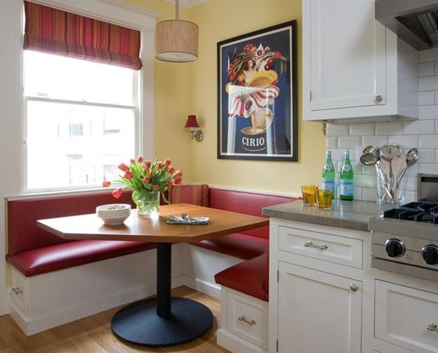Nice Michelle   Breakfast Nook / In Kitchen Seating   I Love The Way This Table