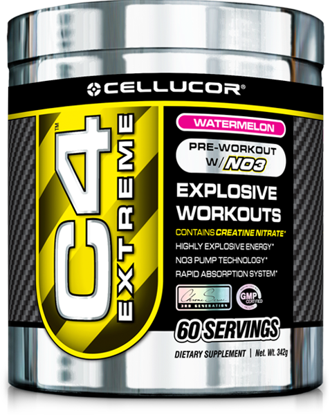 Cellucor C4 Extreme Orange 30 Servings