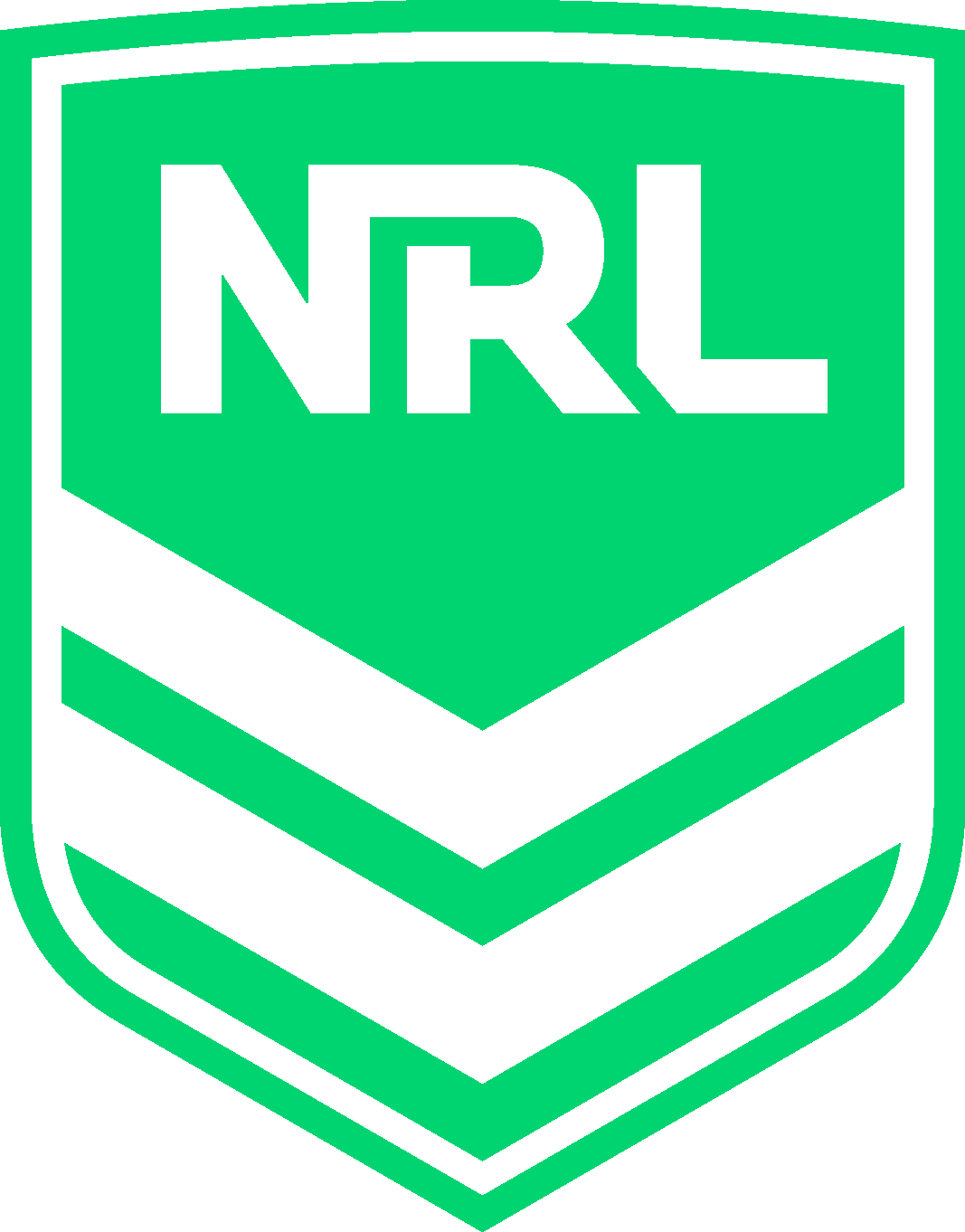 Nrl Logo Nrl Rugby League National Rugby League