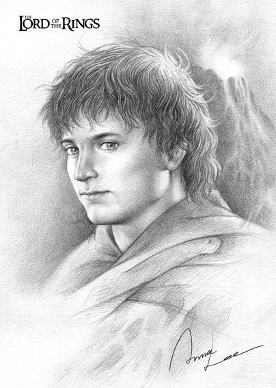 Frodo (via Frodo by ~ilxwing on deviantART) | hobbit | Pinterest ...