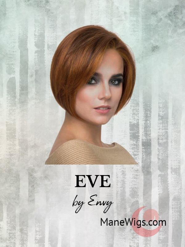 Eve by Envy (Lace Front-Mono Part Wig)