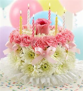 Flower Cake Elegant occasion cakes Pinterest Cake High tea