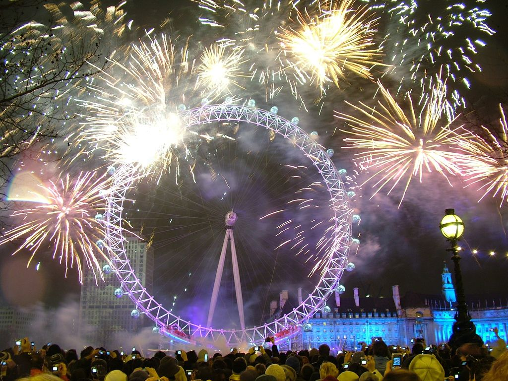 New Year Eve Fireworks Events to Watch Out For in