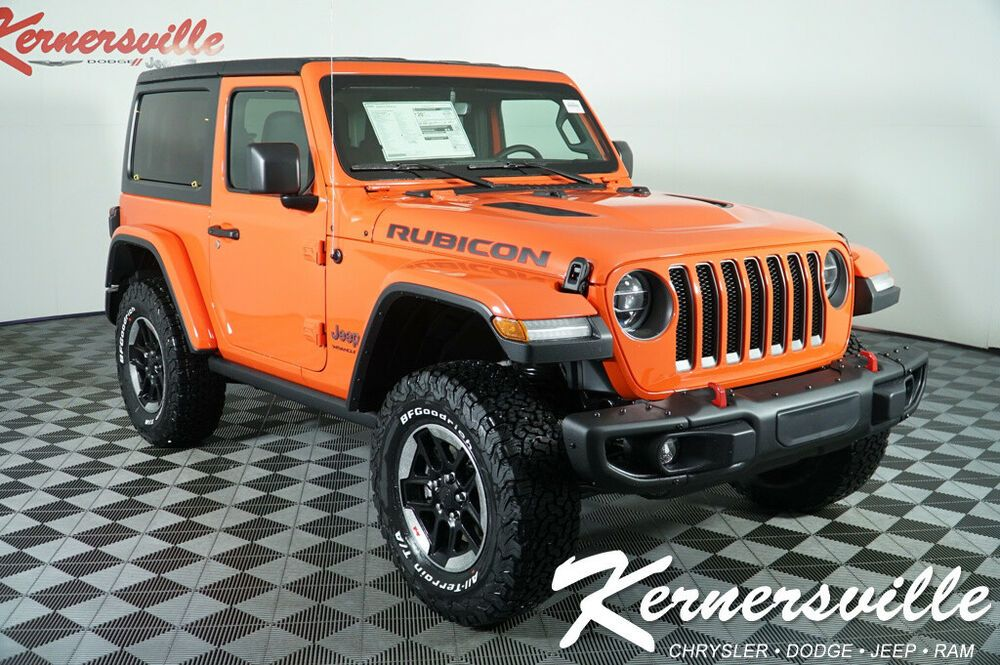 2020 Jeep Wrangler Rubicon New 2020 Jeep Wrangler Rubicon 4wd Suv