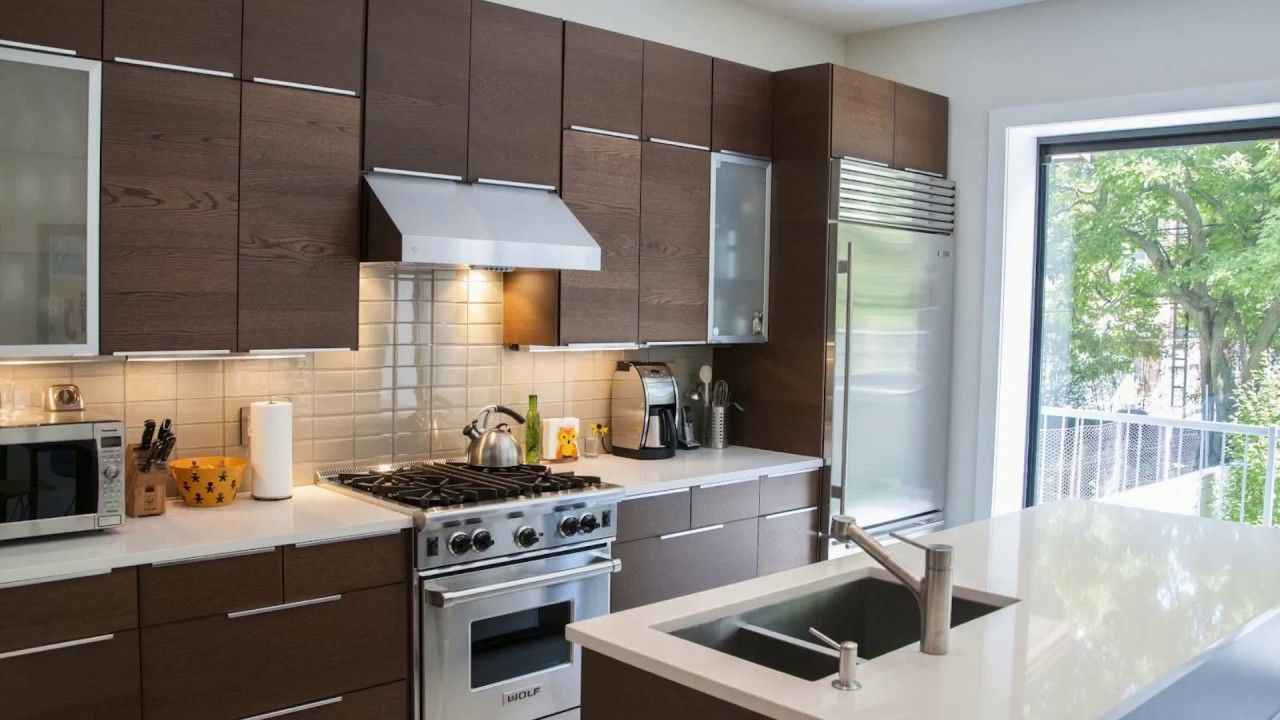 Modern Style Small Kitchen Design 2018 Küchen design