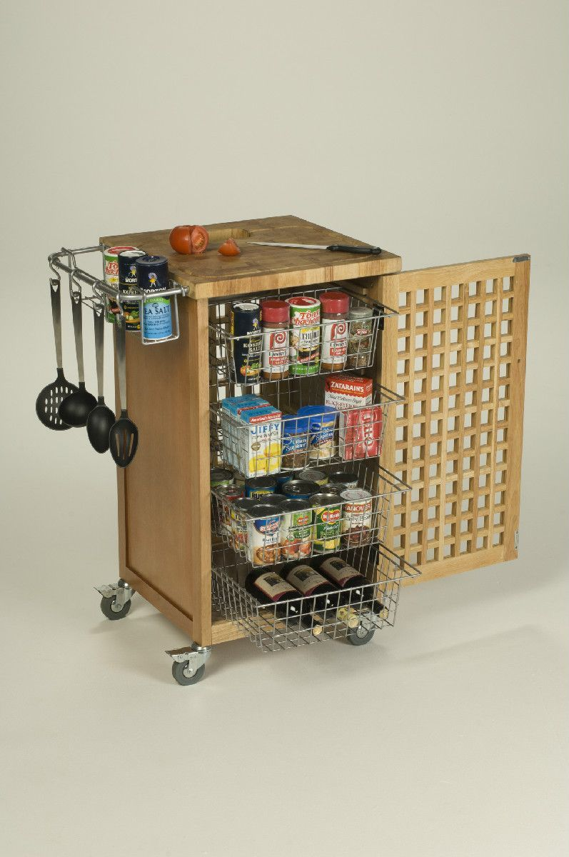 Details Chris U0026 Chris Chef Pantry Kitchen Cart Work Station Natural Or  Espresso This Chef Pantry