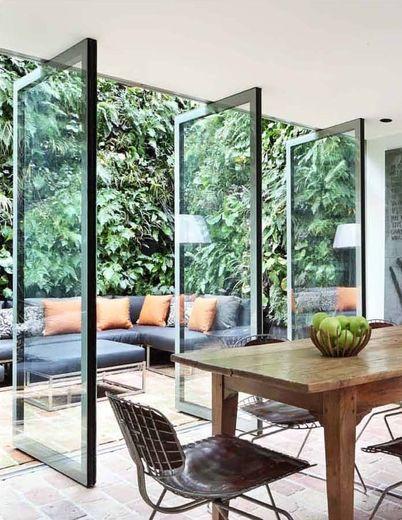 Gianni Botsford Architects Sutherland Place House Design Sliding Patio Doors Patio Doors